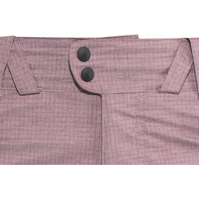 GORE WEAR H5 Windstopper Pantalon hybride Femme, chestnut red/hibiscus pink